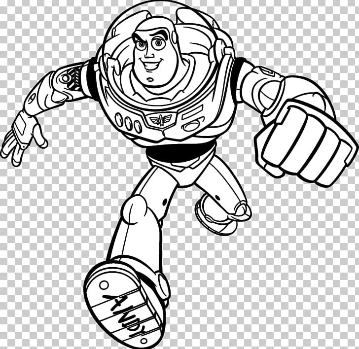 Coloring Book Child Toy Story The Walt Disney Company.