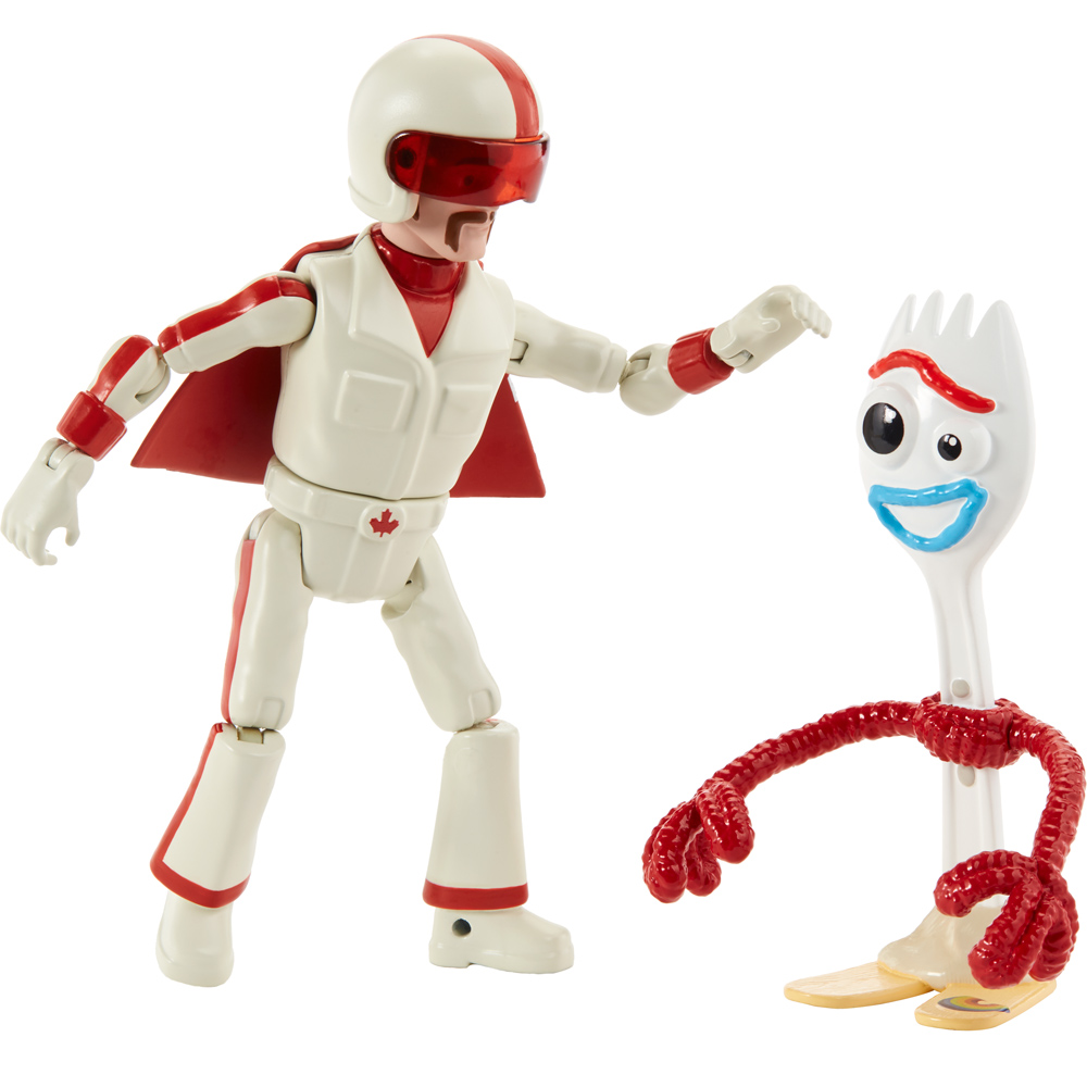 Forky & Duke Caboom Figure Pack.