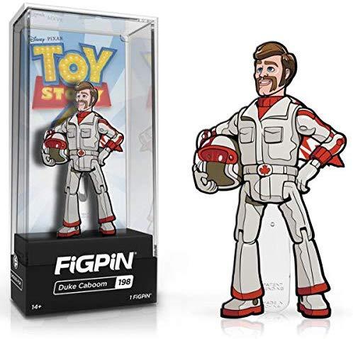 Amazon.com: FiGPiN Toy Story 4: Duke Caboom.