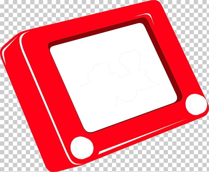 Etch A Sketch Etching Drawing Sketch, toy PNG clipart.