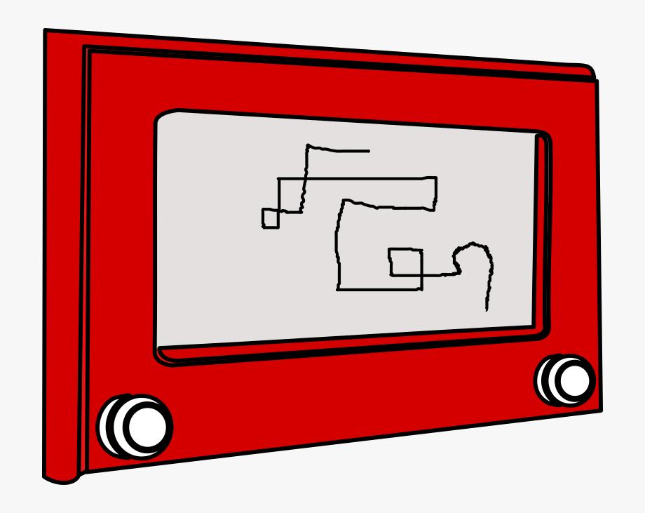 Kid\'s Sketch Toy.