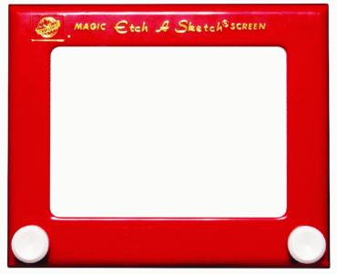 Etch A Sketch\' and the Power of Toys.