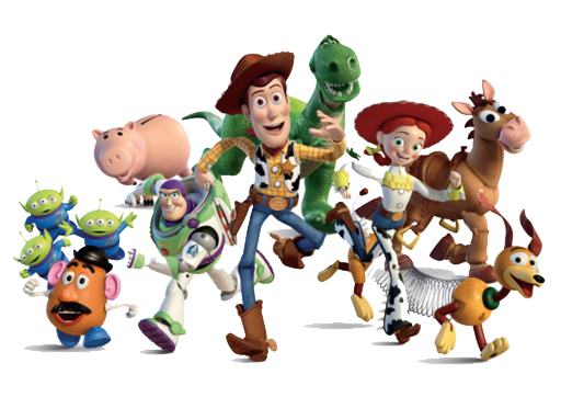 1220 Toy Story free clipart.