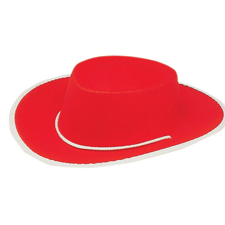 Download Free png Child Red Cowboy Hat Jessie Toy Story 2 3.