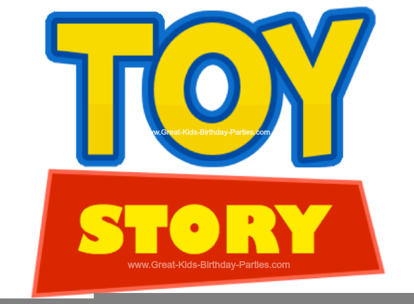 Free Printable Toy Story Clipart.