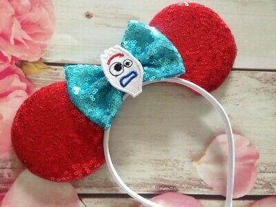 TOY STORY MINNIE Mouse ears headband.