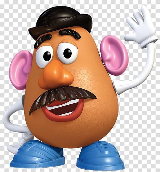 Mr. Potato Head illustration, Mr. Potato Head Mrs. Potato.