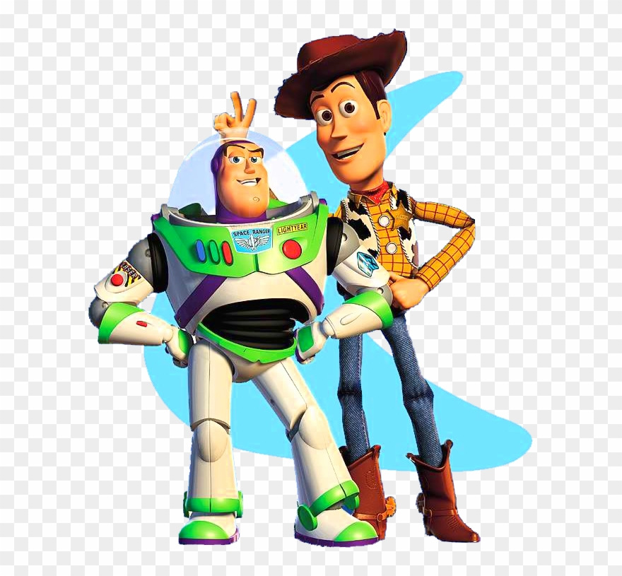 Toy Story Clip Art.