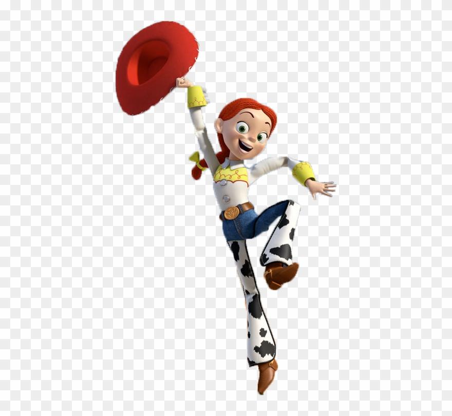 Personagens Toy Story Desenho Colorido Com Fundo.