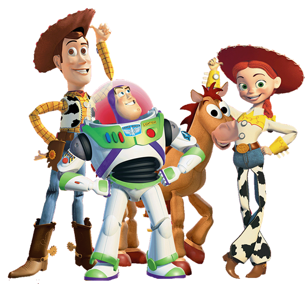 Download Toy Story Characters PNG File 467.
