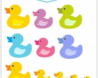 Ducky Clipart.