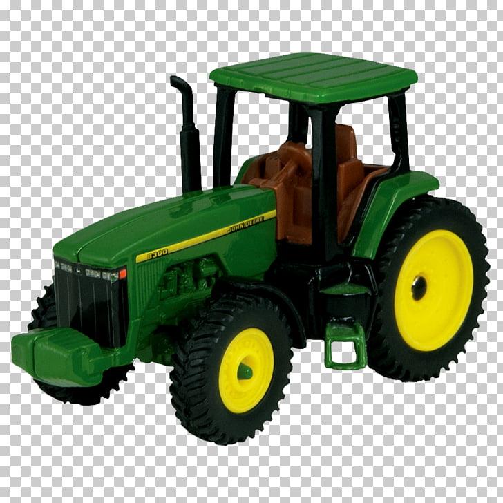 John Deere 1:64 scale Tractor Case IH Die.
