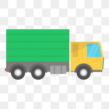 Toy Truck PNG Images.