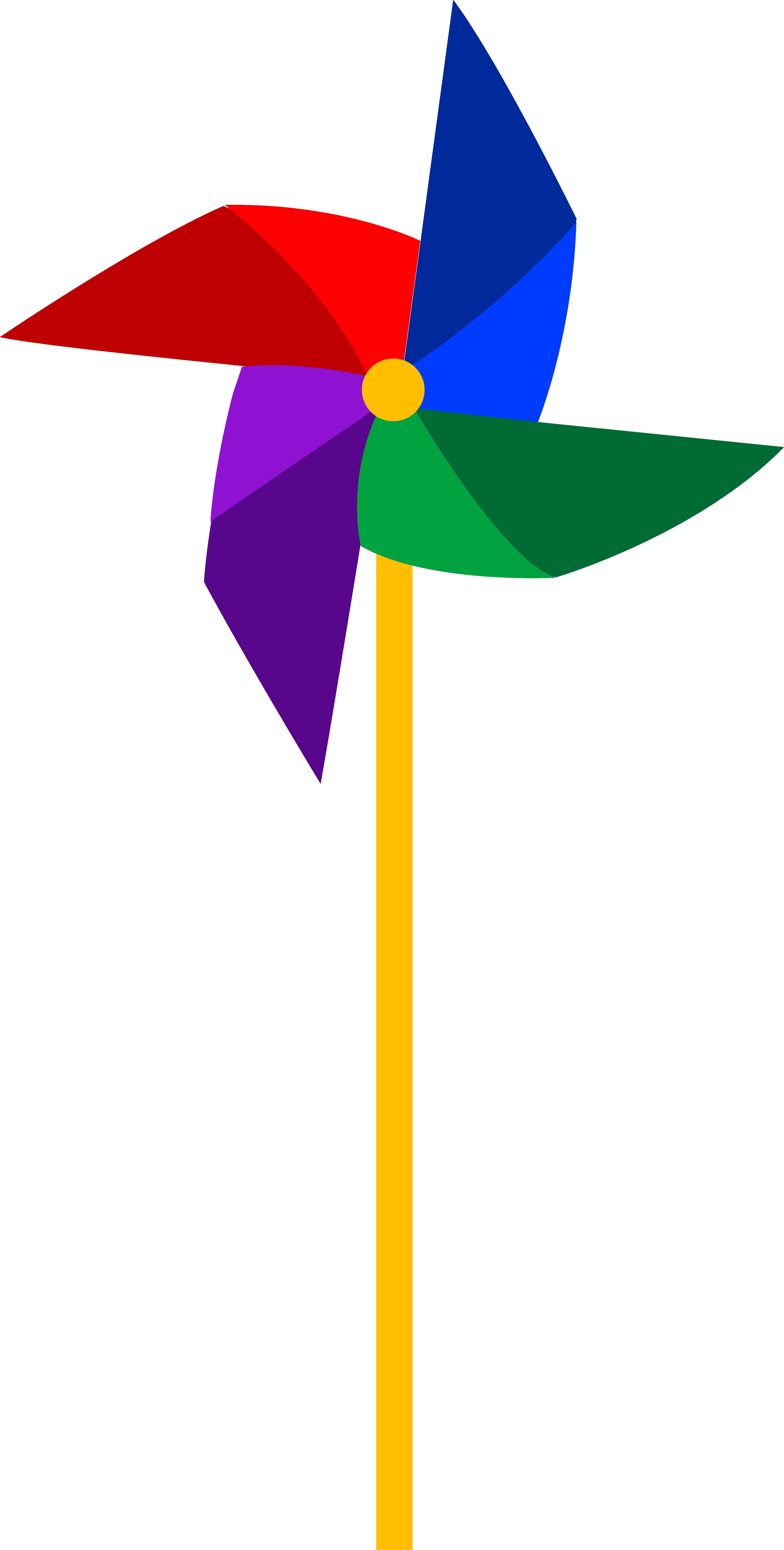 Pinwheel Toy.