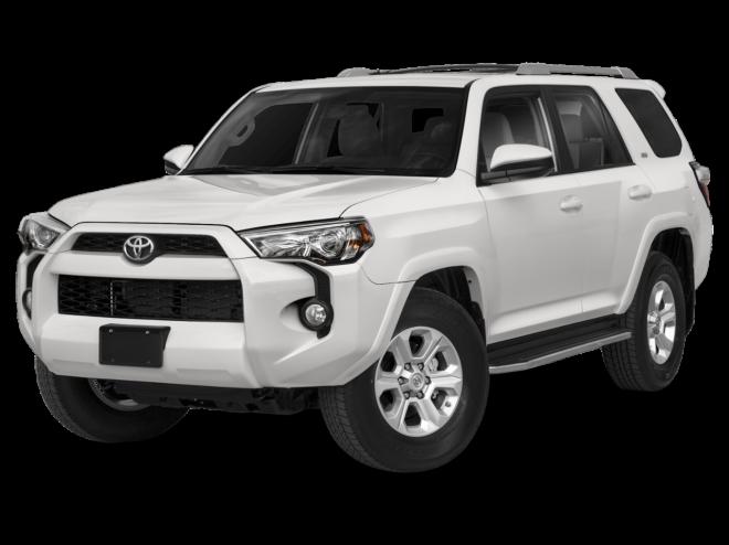 2019 Toyota 4Runner 4WD.