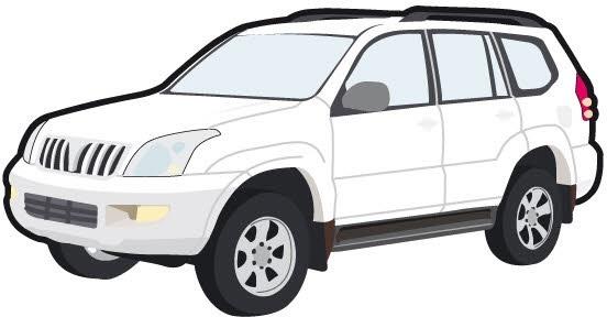 Toyota car vector Free vector in Acrobat reader pdf ( .pdf.