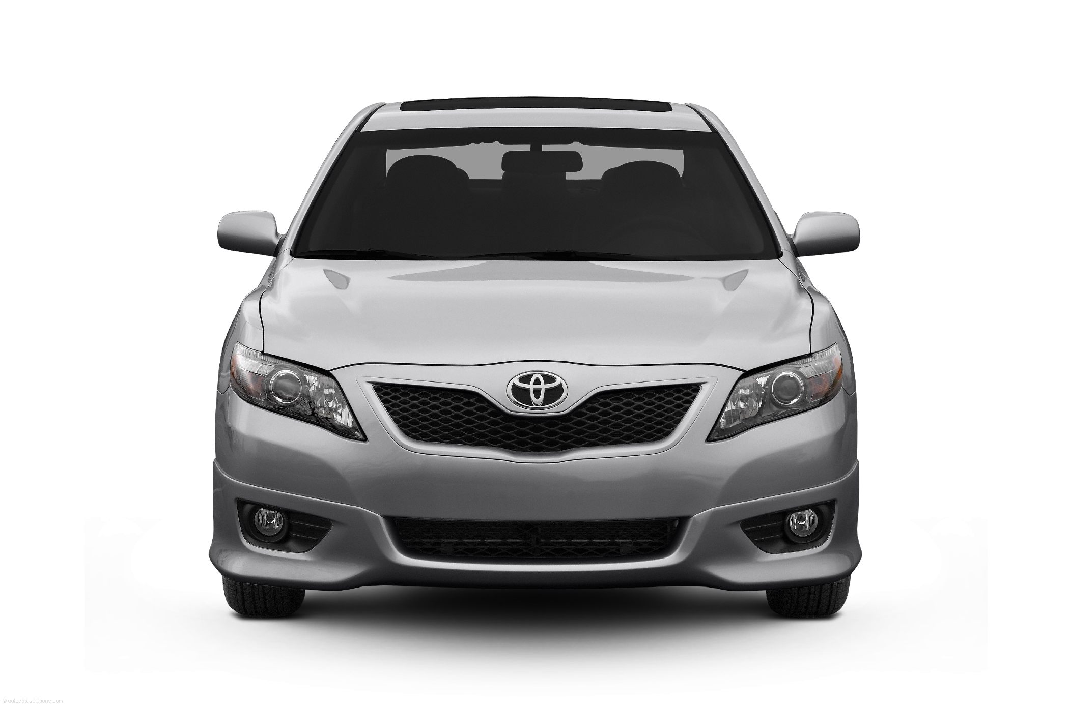 Toyota car front png #32722.