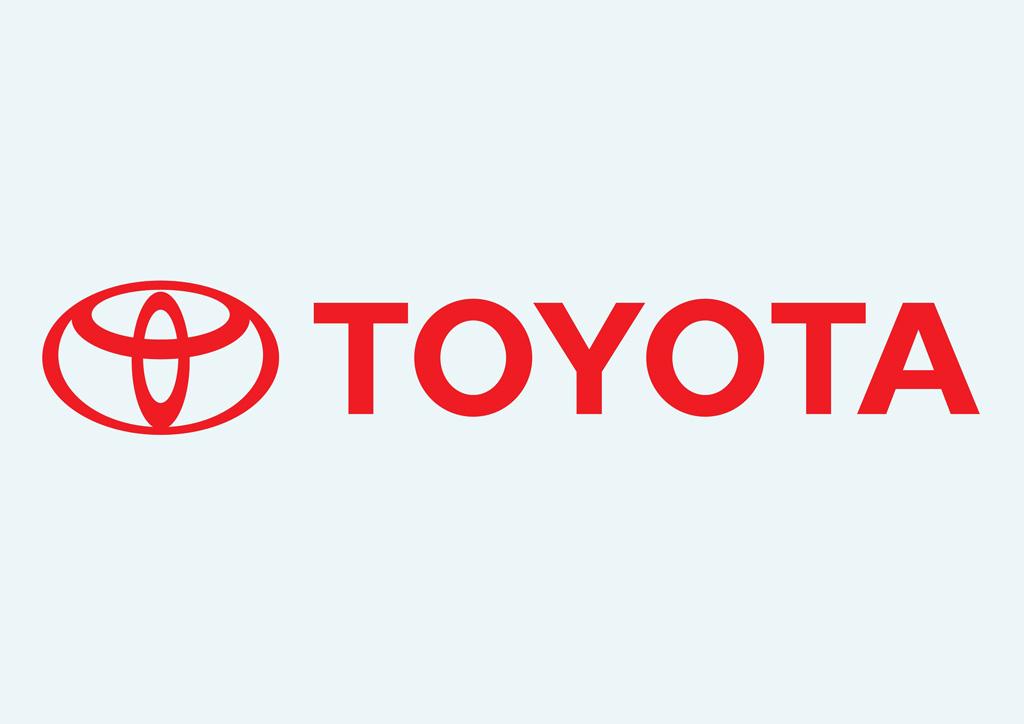 Toyota clip art.
