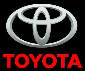 Toyota logo clip art.