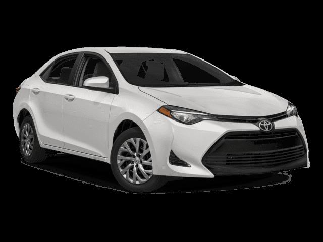 New 2018 TOYOTA Corolla 4Dr. Sedan XLE Front Wheel Drive 4D.