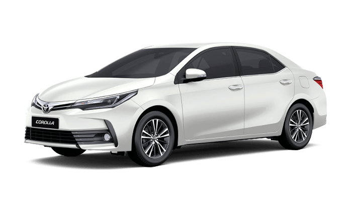Download Free png Toyota Corolla Altis White Pe.