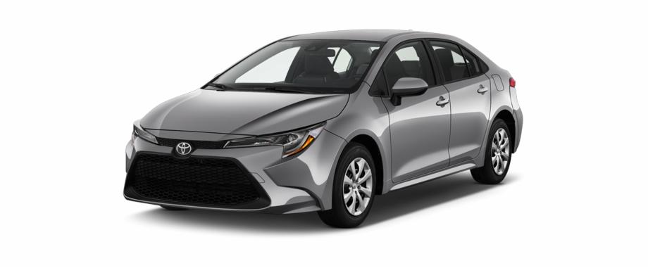 2020 Toyota Corolla Le.