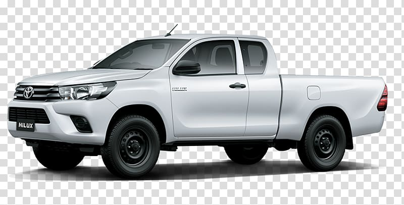 Toyota Hilux Pickup truck Car Toyota Fortuner, toyota.