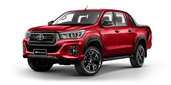 Highlight Hilux Revo Double Cab.