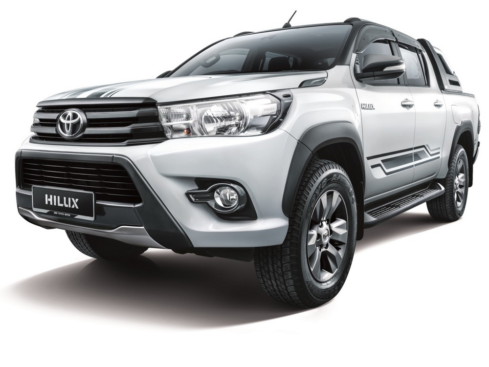 New Toyota Hilux variant ups the rugged appeal.