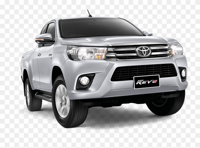 Revo Double Cab Png.