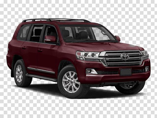 Toyota Land Cruiser Prado 2018 Toyota Land Cruiser V8 SUV.