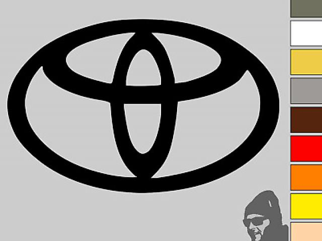 Free Toyota Logo Clipart, Download Free Clip Art on Owips.com.