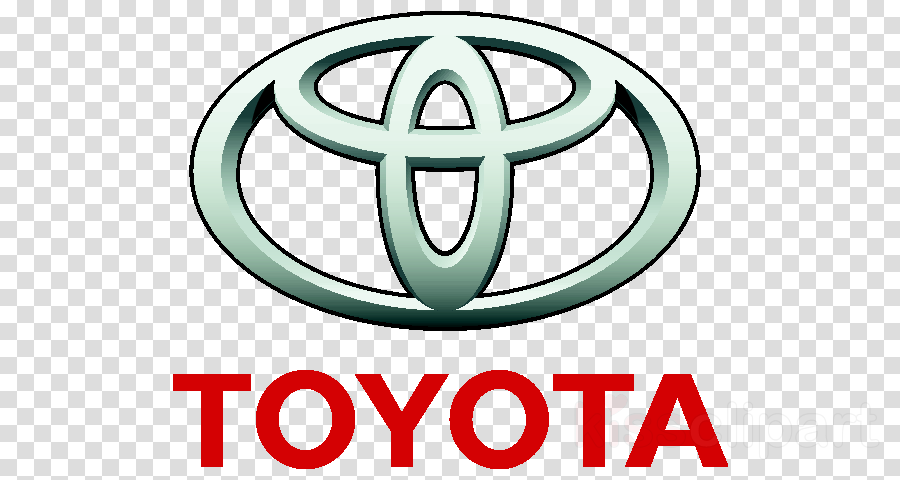 Toyota Logo clipart.