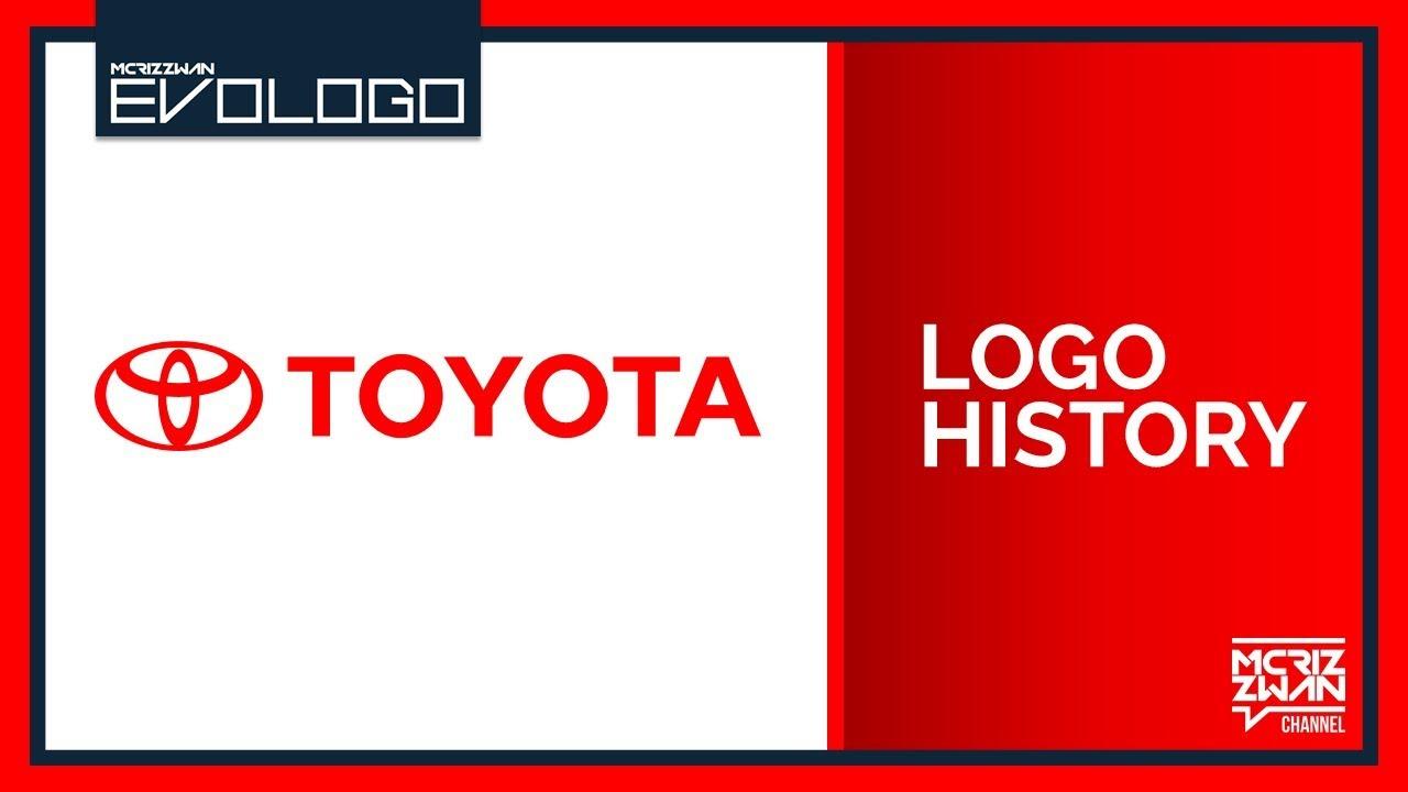 Toyota Logo History.