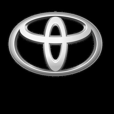 Toyota Symbol Logo transparent PNG.