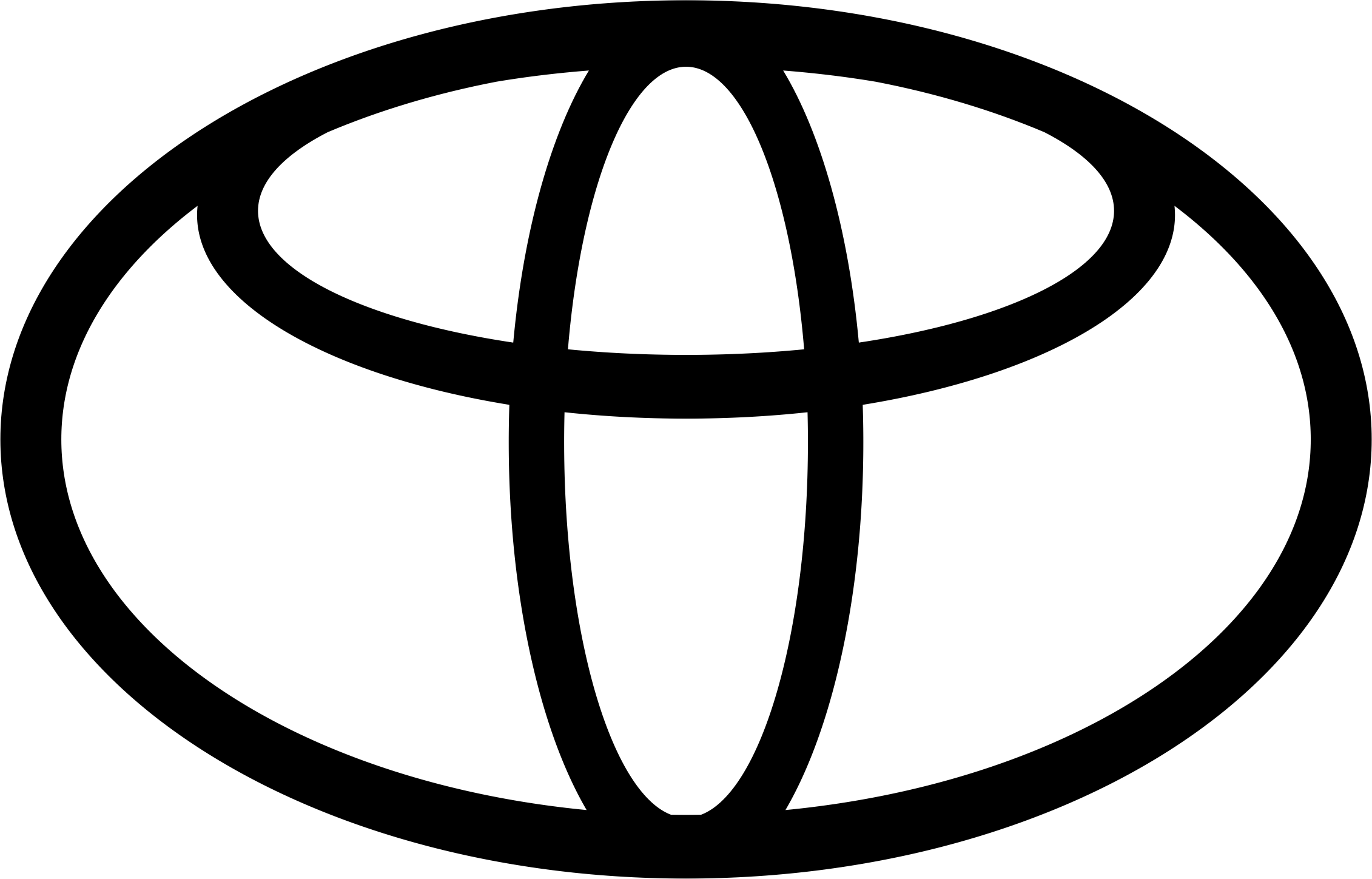 Toyota Logo Vector Free Vector cdr Download.