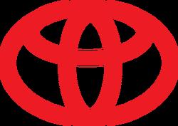 toyota™ logo vector.