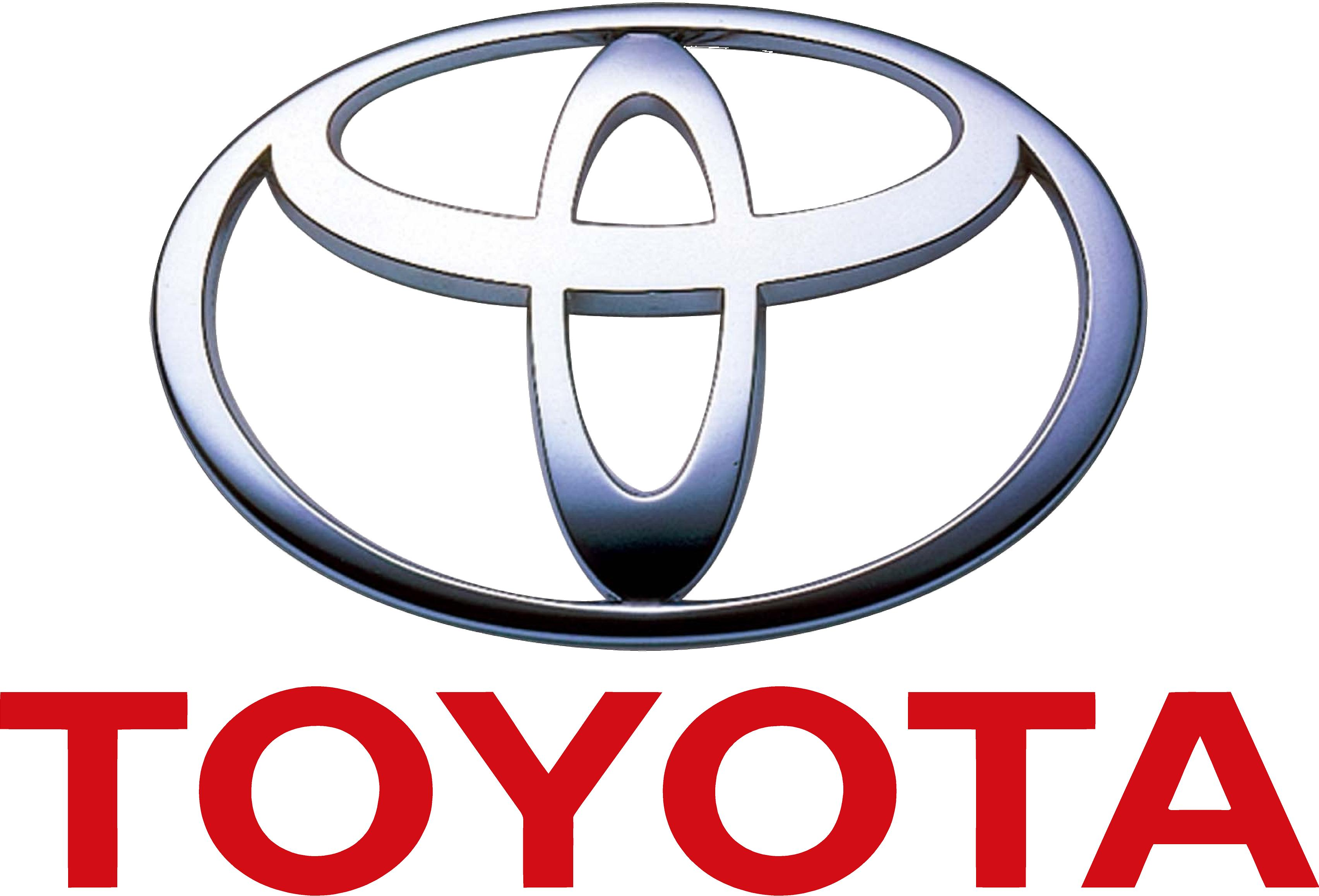 Download Toyota Logo Png Clipart #20195.