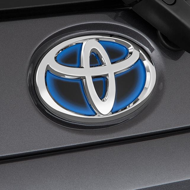 2018 Toyota Prius.