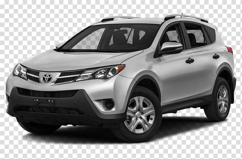 2015 Toyota RAV4 XLE SUV Car Sport utility vehicle Front.