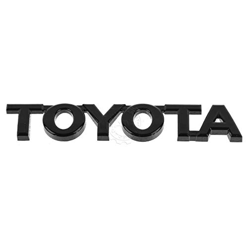 Black Toyota Emblem: Amazon.com.
