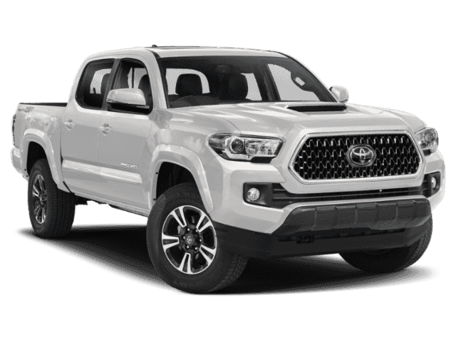 New 2019 Toyota Tacoma TRD Sport Double Cab.
