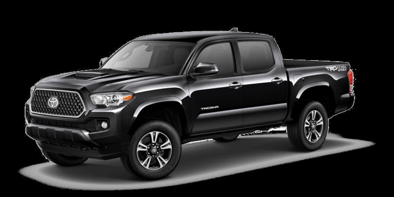 2018 Toyota Tacoma.