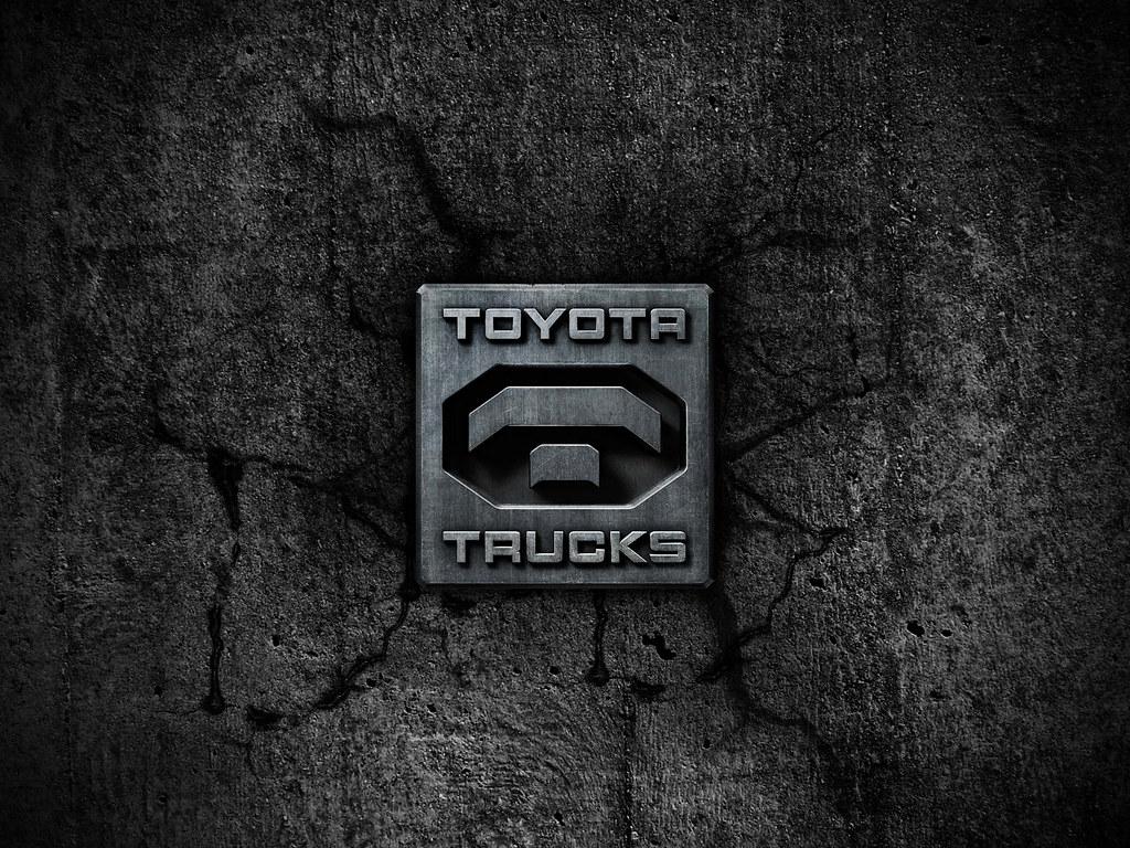 Toyota Trucks Logo.