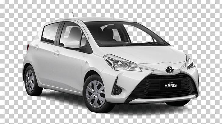 2018 Toyota Yaris 2017 Toyota Yaris Car Hatchback PNG.