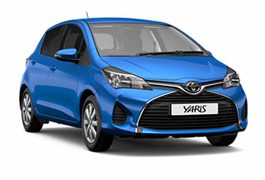 Toyota Yaris Png.