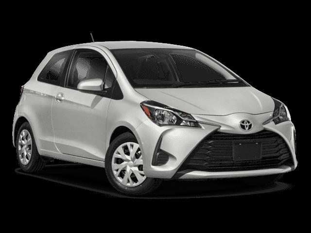 New 2018 Toyota Yaris 3.