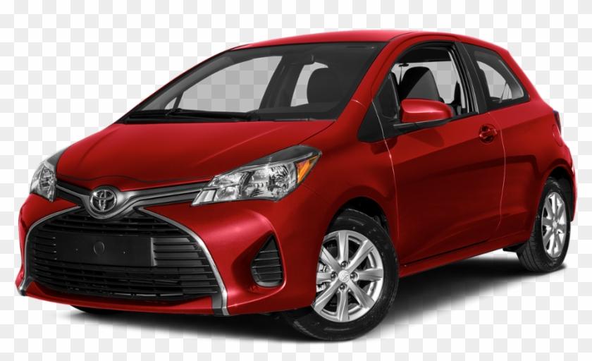 2016 Toyota Yaris.