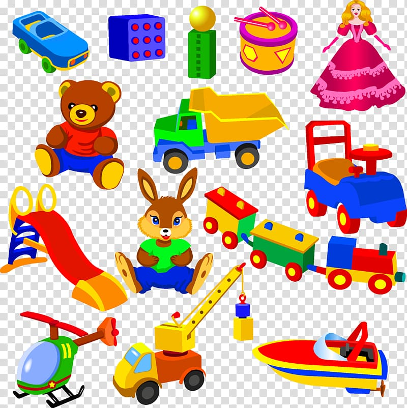 Toys , Toy Cartoon , kids toys transparent background PNG.