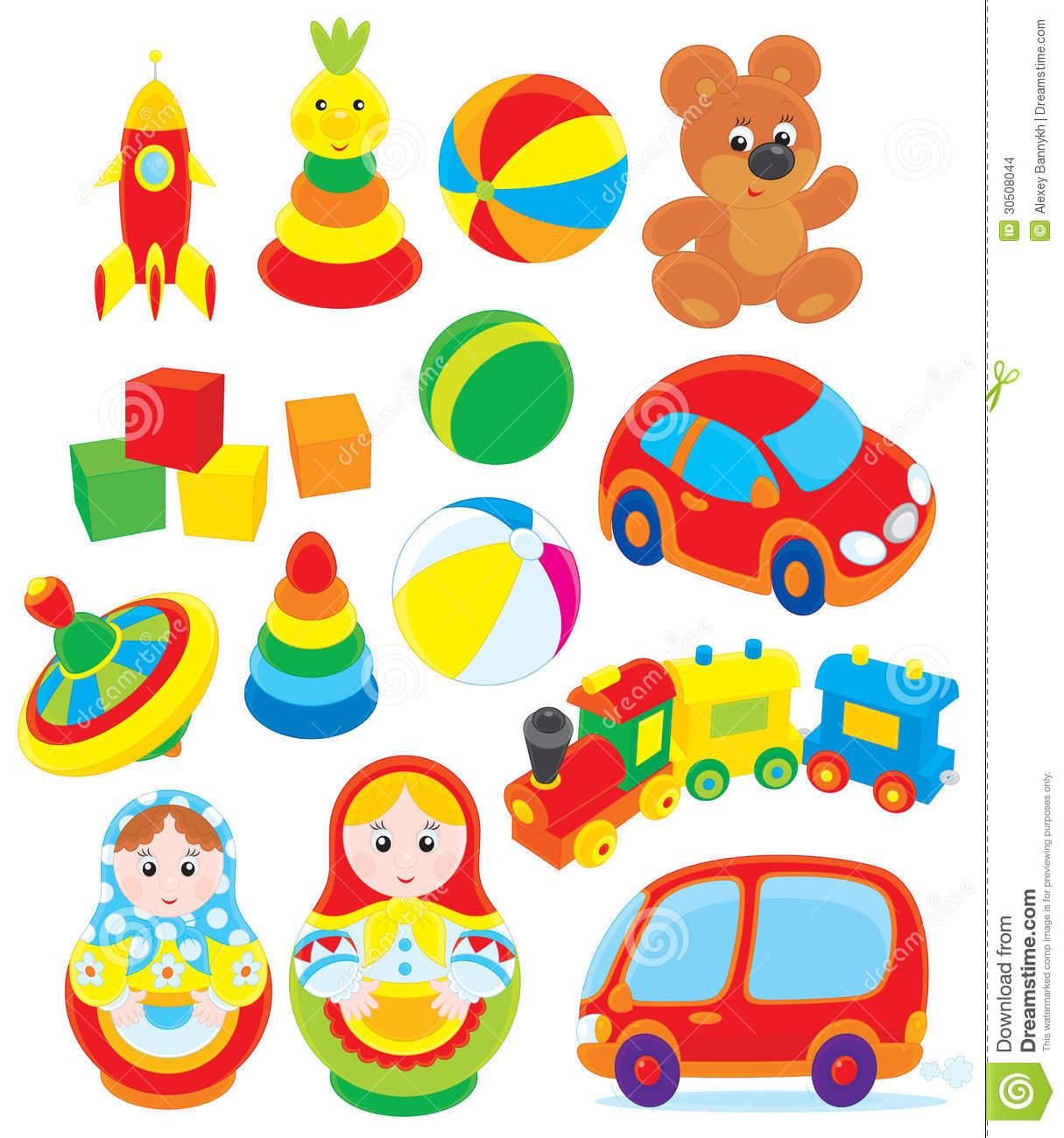 Toys clipart #16